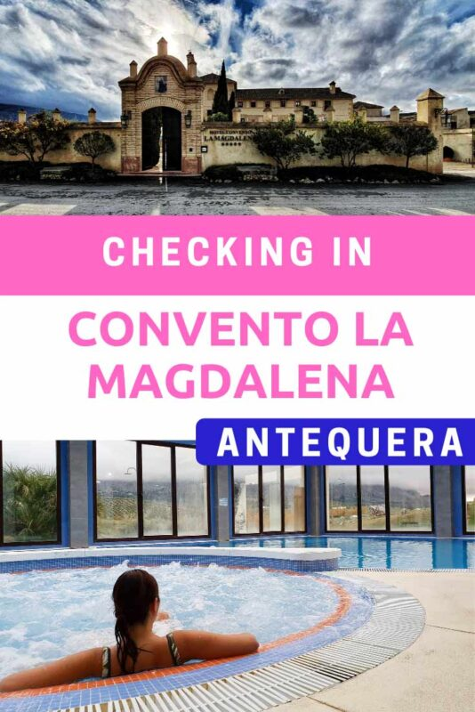 Checking in: Hotel Convento La Magdalena Review – Antequera, Spain