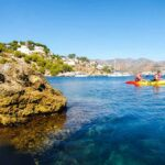 Kayaking and snorkeling on Costa Tropical Spain, in La Herradura